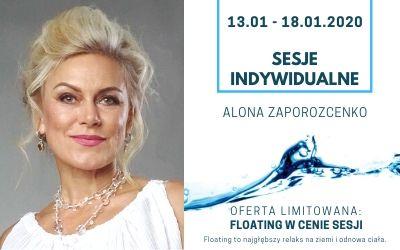 Alona Zaporozcenko – zapraszamy na sesje indywidualne