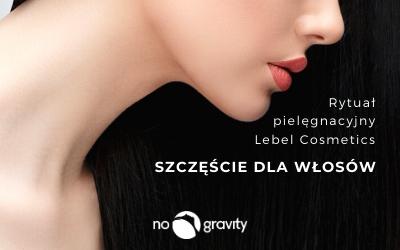 Wyjątkowe SPA dla Twoich włosów – Absolute Happiness to bezprecedensowy program regeneracji włosów od Lebel.