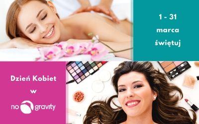 W marcu celebrujemy kobiecość w No Gravity