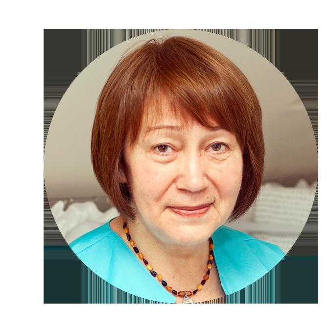 Dr Ałła Kutsenko