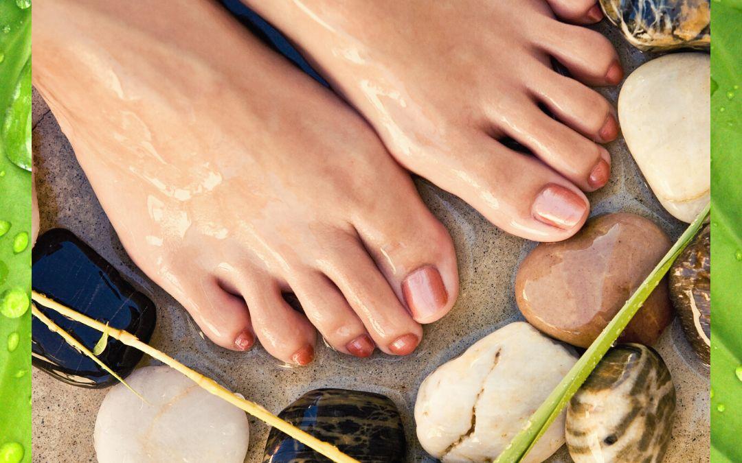 Poczuj lekkość i przypływ energii dzięki zabiegowi refleksologiczno-akupresurowemu stóp ✨