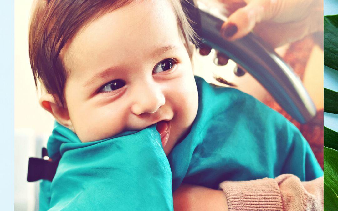 Eko Fryzjer to miejsce, gdzie również dziecko poczuje się dobrze – czas upłynie przyjemnie i bezstresowo! 😊