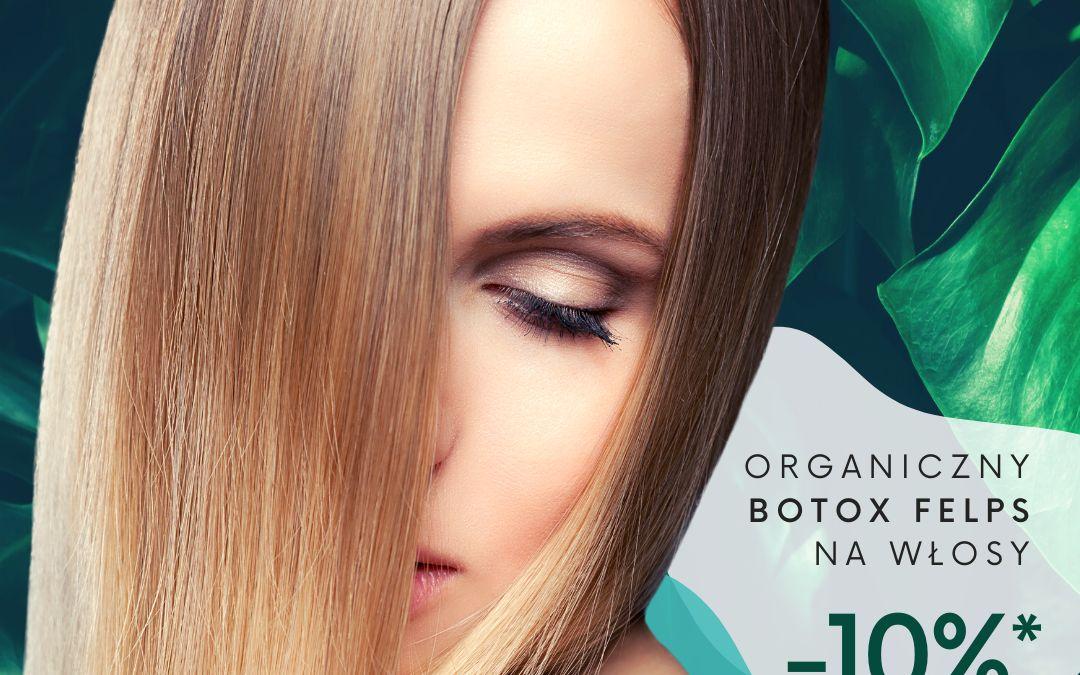 Pragniesz odczuwalnej witalności, blasku i odbudowy włosów? ✨